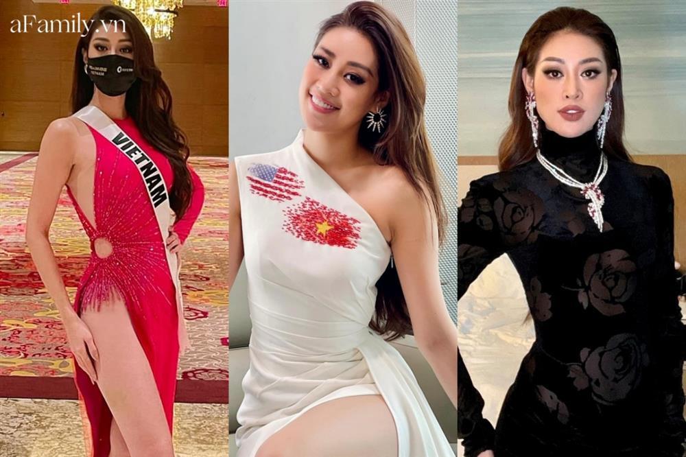 3 chiến thuật thời trang cao tay của Khánh Vân tại Miss Universe: Dân tình vừa tự hào lại vừa đồng cảm-2
