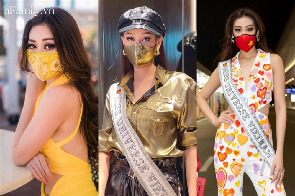3 chiến thuật thời trang cao tay của Khánh Vân tại Miss Universe: Dân tình vừa tự hào lại vừa đồng cảm-3