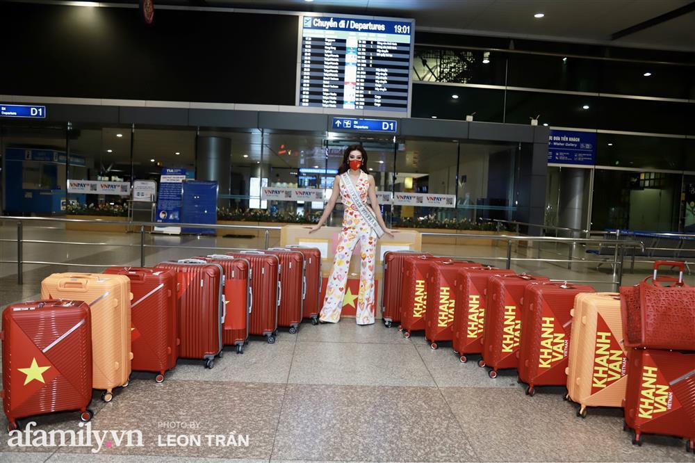 3 chiến thuật thời trang cao tay của Khánh Vân tại Miss Universe: Dân tình vừa tự hào lại vừa đồng cảm-7