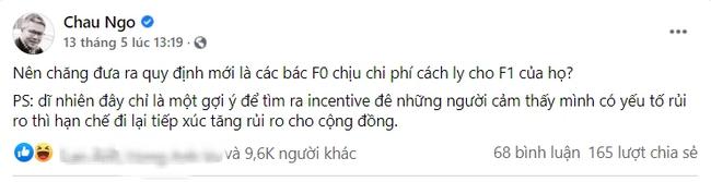 Từ vụ Giám đốc Hacinco làm lây lan dịch COVID-19: Tranh cãi chuyện có nên bắt buộc F0 phải trả chi phí cách ly cho F1?-2