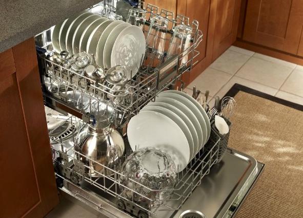 Các dụng cụ nấu nướng nghiêm cấm không được cho vào máy rửa bát nếu không muốn tốn tiền mua mới-1