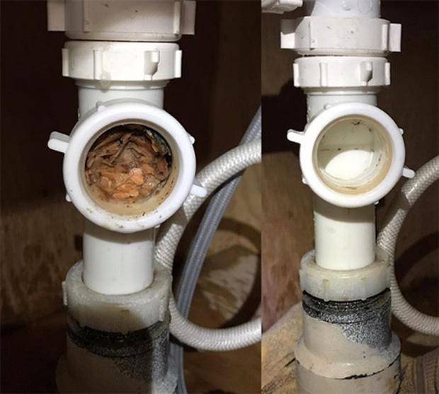 6 cách thông tắc bồn rửa từ những nguyên liệu sẵn có trong nhà bếp, chi phí chưa đến vài chục ngàn-4