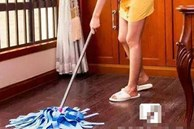 Mẹo giúp bạn không cần phải lau sàn trong một tuần mà nhà vẫn sạch bong kin kít