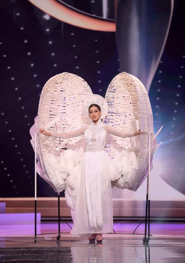 Rầm rộ bảng điểm đêm Bán kết Miss Universe và thứ hạng cao ngất của Khánh Vân theo Missosology, thực hư ra sao?-5