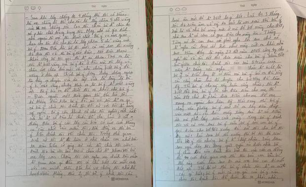 Chị họ mất tích rồi qua đời, để lại những dòng nhật ký đẫm nước mắt tố mẹ chồng tệ bạc, người hùng Nguyễn Ngọc Mạnh không giấu được sự xót xa-3