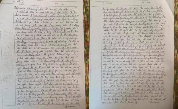 Chị họ mất tích rồi qua đời, để lại những dòng nhật ký đẫm nước mắt tố mẹ chồng tệ bạc, người hùng Nguyễn Ngọc Mạnh không giấu được sự xót xa-4