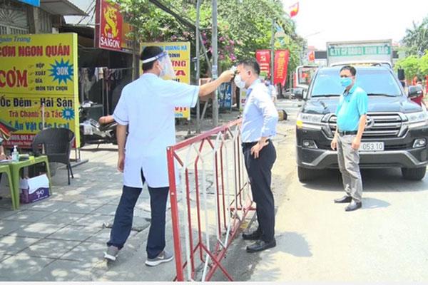 Thêm một học sinh ở Hưng Yên dương tính SARS-CoV-2-1