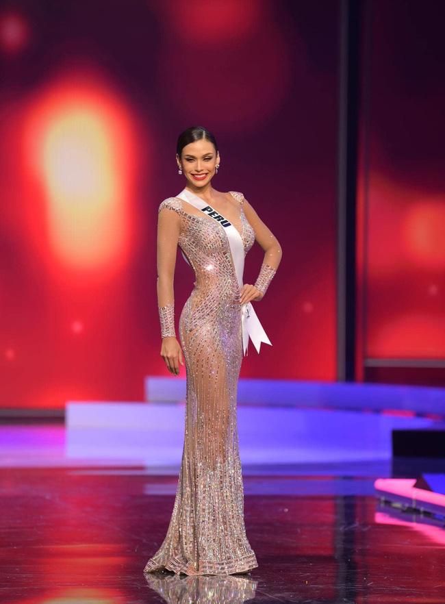 Ngoài Hừng Đông của Khánh Vân, đây là Top 10 bộ đầm dạ hội đẹp nhất Bán kết Miss Universe 2020-6