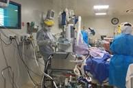 Một bệnh nhân Covid-19 nặng 'không kém so với phi công người Anh' được đưa từ An Giang về TP.HCM điều trị