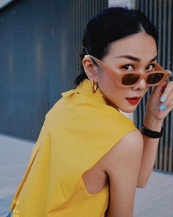 Mãn nhãn với 4 cách buộc tóc của sao Việt: Mùa hè áp dụng thì cực gọn mát, visual còn lên hương-5