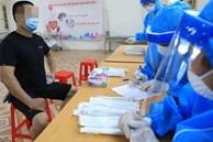 Điện Biên: Phát hiện thêm 5 người dương tính với SARS-CoV-2, là F1 của giáo viên Trường Tân Phong