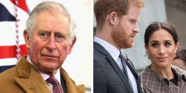 Màn trả thù cay đắng của Harry với cha đẻ thực tế là toan tính của Meghan Markle, một mũi tên trúng hai đích?-1