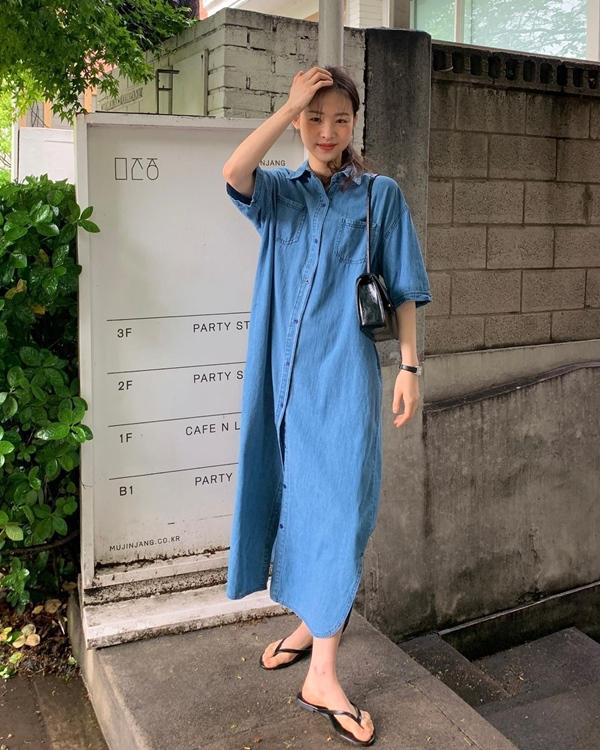 Kiểu váy che sạch nhược điểm vóc dáng, hack tuổi vô đối mà mọi chị em 30+ nên sắm-15