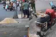 Đau xót: Tài xế công nghệ bị đâm chết gần cổng Bệnh viện Nhi đồng 1, tô cơm còn chưa kịp ăn