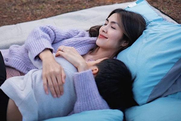 Tăng Thanh Hà tiết lộ tâm sự đáng yêu của con trai khi xa mẹ-1