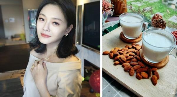 Thức uống đẹp da giữ dáng của người đẹp Hoa ngữ: Phạm Băng Băng uống nước chanh, Tiểu S nhờ cậy đến sữa hạnh nhân-4