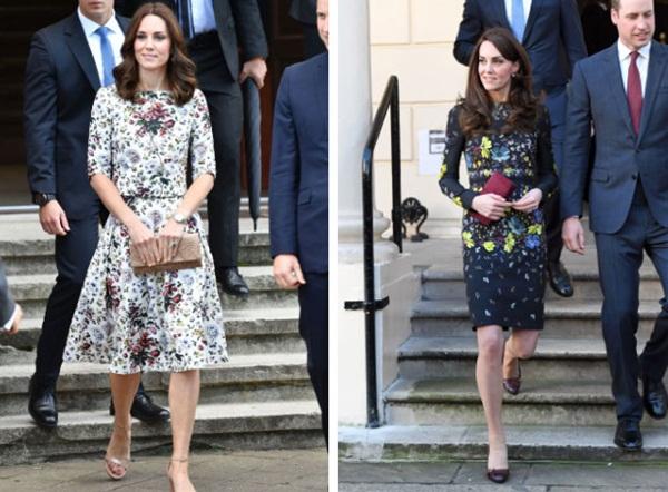 Công nương Kate cứ diện mẫu váy này là bị cộng thêm 5 tuổi, chị em xem mà rút kinh nghiệm-2
