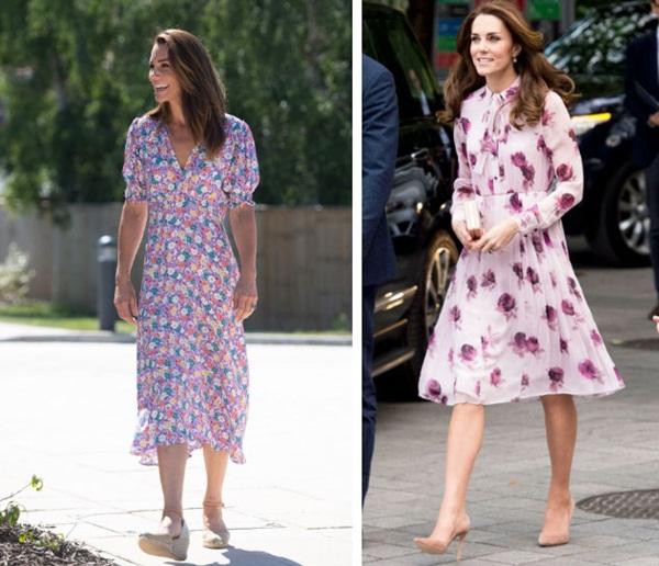 Công nương Kate cứ diện mẫu váy này là bị cộng thêm 5 tuổi, chị em xem mà rút kinh nghiệm-3