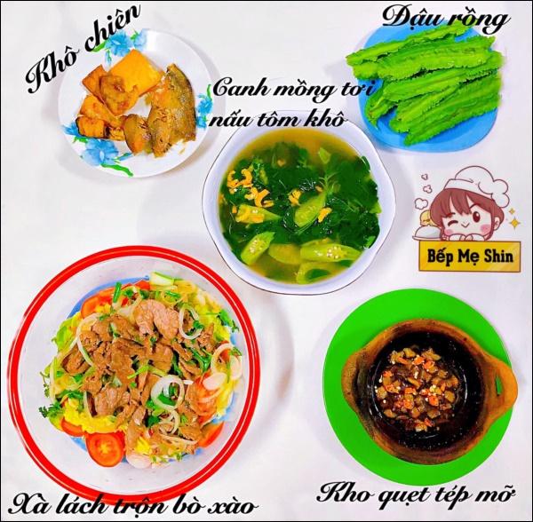 Cô gái Sài Gònlười vào bếp lấy chồng rồi lại trở thành vợ đảm, nấu siêu ngon khiến chồng mê tít chỉ muốn ăn cơm nhà-2