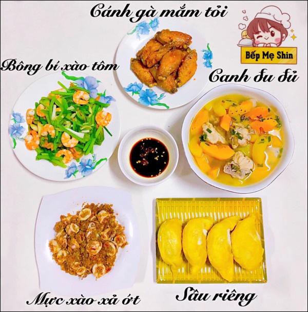Cô gái Sài Gònlười vào bếp lấy chồng rồi lại trở thành vợ đảm, nấu siêu ngon khiến chồng mê tít chỉ muốn ăn cơm nhà-3