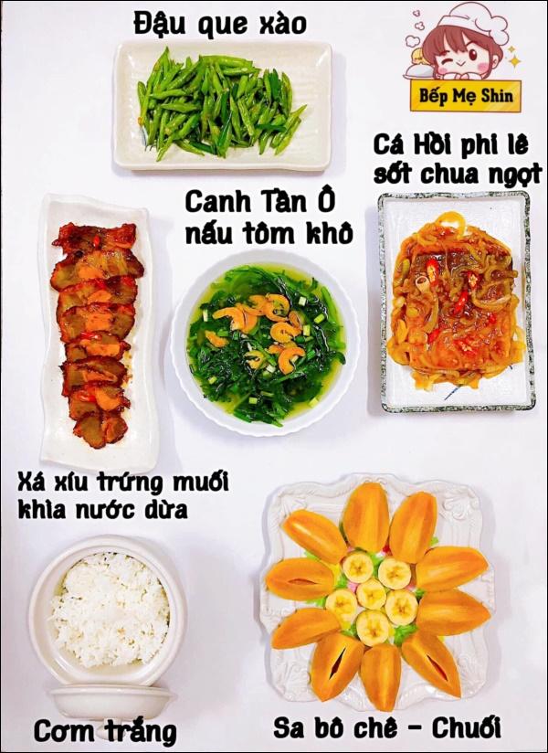 Cô gái Sài Gònlười vào bếp lấy chồng rồi lại trở thành vợ đảm, nấu siêu ngon khiến chồng mê tít chỉ muốn ăn cơm nhà-5