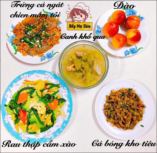 Cô gái Sài Gònlười vào bếp lấy chồng rồi lại trở thành vợ đảm, nấu siêu ngon khiến chồng mê tít chỉ muốn ăn cơm nhà-6