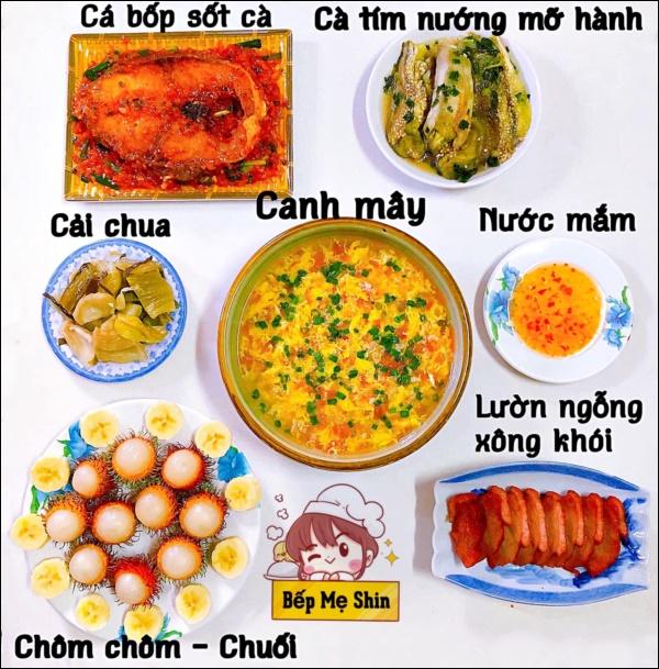 Cô gái Sài Gònlười vào bếp lấy chồng rồi lại trở thành vợ đảm, nấu siêu ngon khiến chồng mê tít chỉ muốn ăn cơm nhà-8