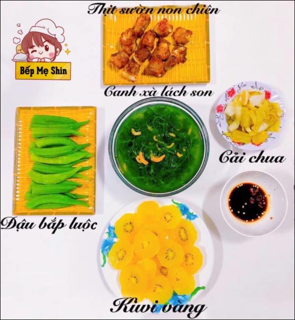 Cô gái Sài Gònlười vào bếp lấy chồng rồi lại trở thành vợ đảm, nấu siêu ngon khiến chồng mê tít chỉ muốn ăn cơm nhà-9