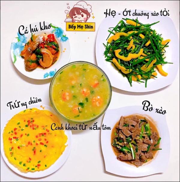 Cô gái Sài Gònlười vào bếp lấy chồng rồi lại trở thành vợ đảm, nấu siêu ngon khiến chồng mê tít chỉ muốn ăn cơm nhà-10