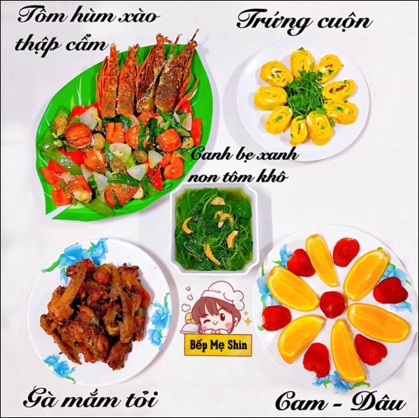 Cô gái Sài Gònlười vào bếp lấy chồng rồi lại trở thành vợ đảm, nấu siêu ngon khiến chồng mê tít chỉ muốn ăn cơm nhà-11