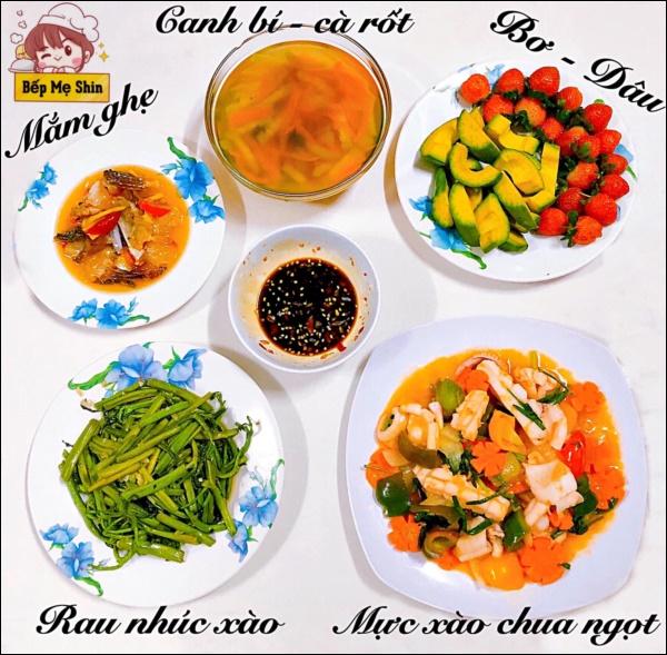 Cô gái Sài Gònlười vào bếp lấy chồng rồi lại trở thành vợ đảm, nấu siêu ngon khiến chồng mê tít chỉ muốn ăn cơm nhà-13