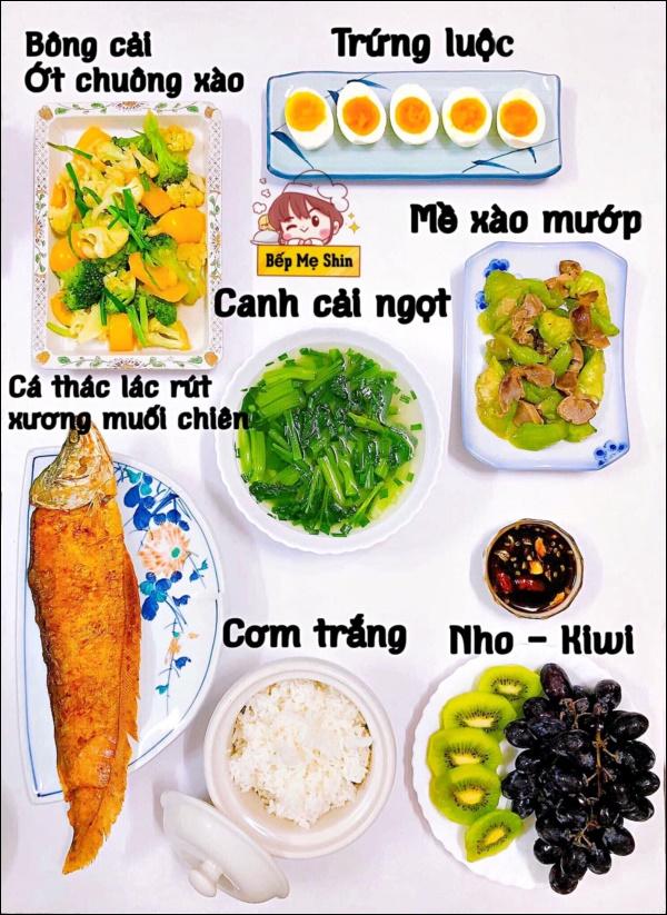 Cô gái Sài Gònlười vào bếp lấy chồng rồi lại trở thành vợ đảm, nấu siêu ngon khiến chồng mê tít chỉ muốn ăn cơm nhà-14