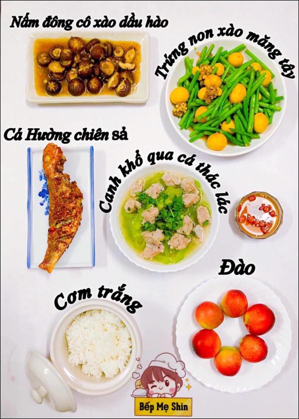 Cô gái Sài Gònlười vào bếp lấy chồng rồi lại trở thành vợ đảm, nấu siêu ngon khiến chồng mê tít chỉ muốn ăn cơm nhà-15