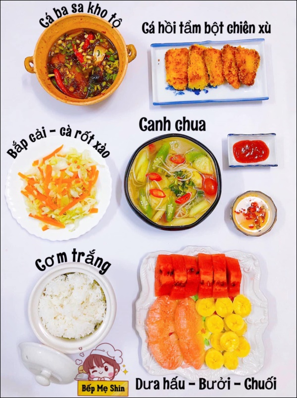 Cô gái Sài Gònlười vào bếp lấy chồng rồi lại trở thành vợ đảm, nấu siêu ngon khiến chồng mê tít chỉ muốn ăn cơm nhà-16