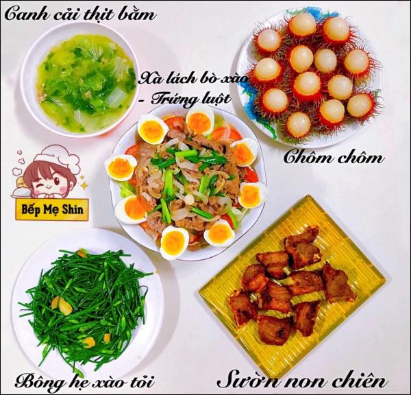 Cô gái Sài Gònlười vào bếp lấy chồng rồi lại trở thành vợ đảm, nấu siêu ngon khiến chồng mê tít chỉ muốn ăn cơm nhà-20