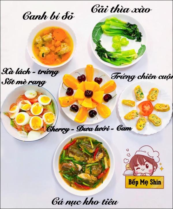 Cô gái Sài Gònlười vào bếp lấy chồng rồi lại trở thành vợ đảm, nấu siêu ngon khiến chồng mê tít chỉ muốn ăn cơm nhà-22