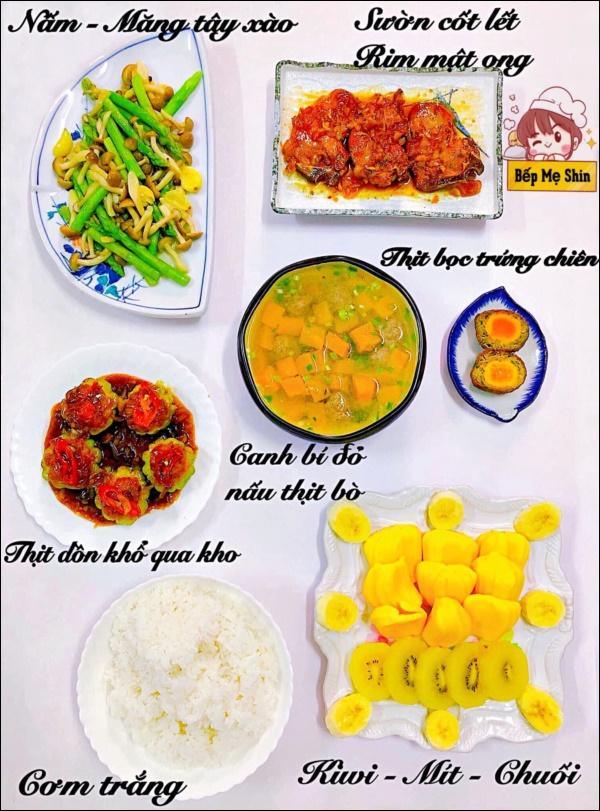 Cô gái Sài Gònlười vào bếp lấy chồng rồi lại trở thành vợ đảm, nấu siêu ngon khiến chồng mê tít chỉ muốn ăn cơm nhà-23