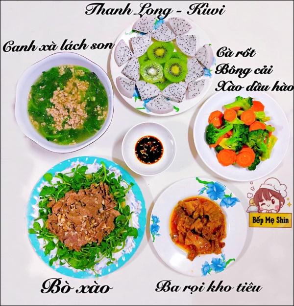 Cô gái Sài Gònlười vào bếp lấy chồng rồi lại trở thành vợ đảm, nấu siêu ngon khiến chồng mê tít chỉ muốn ăn cơm nhà-25