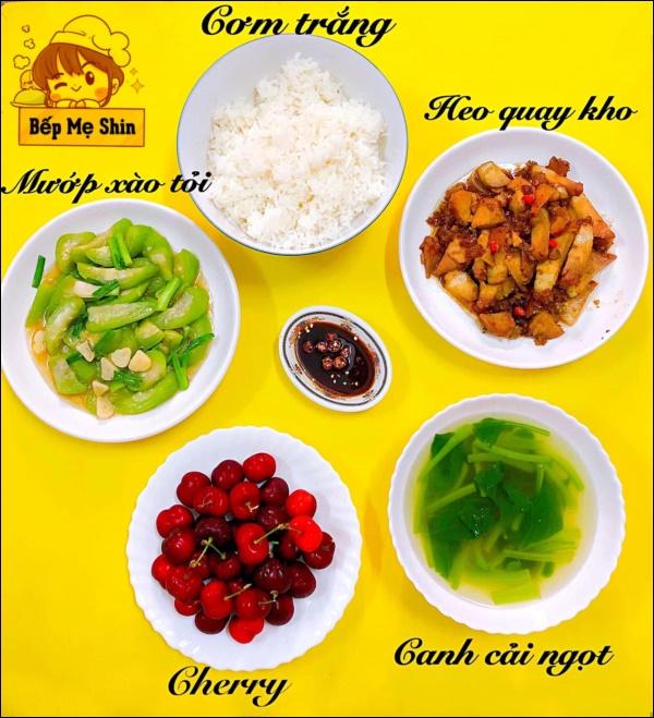 Cô gái Sài Gònlười vào bếp lấy chồng rồi lại trở thành vợ đảm, nấu siêu ngon khiến chồng mê tít chỉ muốn ăn cơm nhà-27