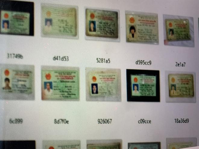 Nguồn gốc của hàng nghìn CMND Việt rao bán trên mạng-2