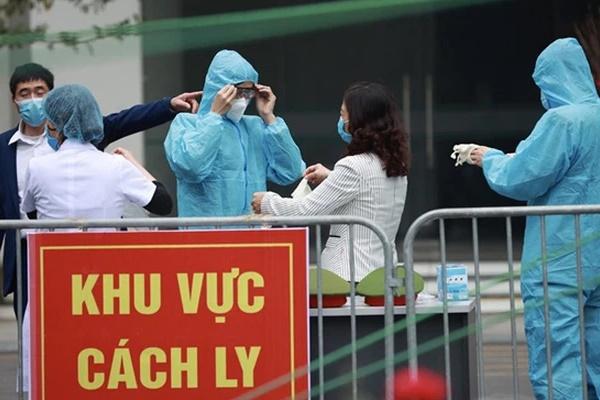 Nóng: Hà Nội thêm 2 ca dương tính SARS-CoV-2, đều là F1 của nguyên Giám đốc Hacinco-1