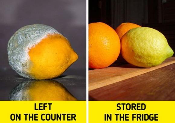Mách nhỏ 8 cách để giữ cho thực phẩm của bạn được tươi lâu hơn-4