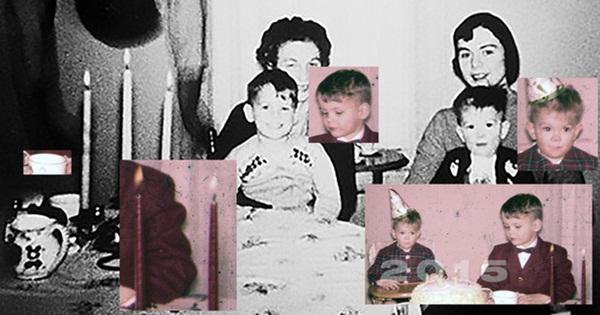 Bức ảnh gia đình huyền thoại ám ảnh dân mạng hàng năm trời bởi bóng dáng kỳ lạ bên trái nay đã có lời giải đáp?-2
