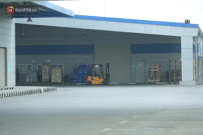 Cận cảnh phong tỏa công ty Hosiden - ổ dịch hơn 200 ca Covid-19 ở Bắc Giang-7
