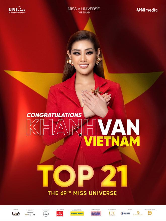 Chung kết Miss Universe 2020: Khánh Vân dừng lại ở top 21, Tân Hoa hậu là đại diện Mexico!-8