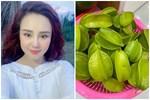 Vy Oanh khoe khu vườn ngập hoa thơm, cây ăn quả trĩu trái trong biệt thự rộng 1400m2