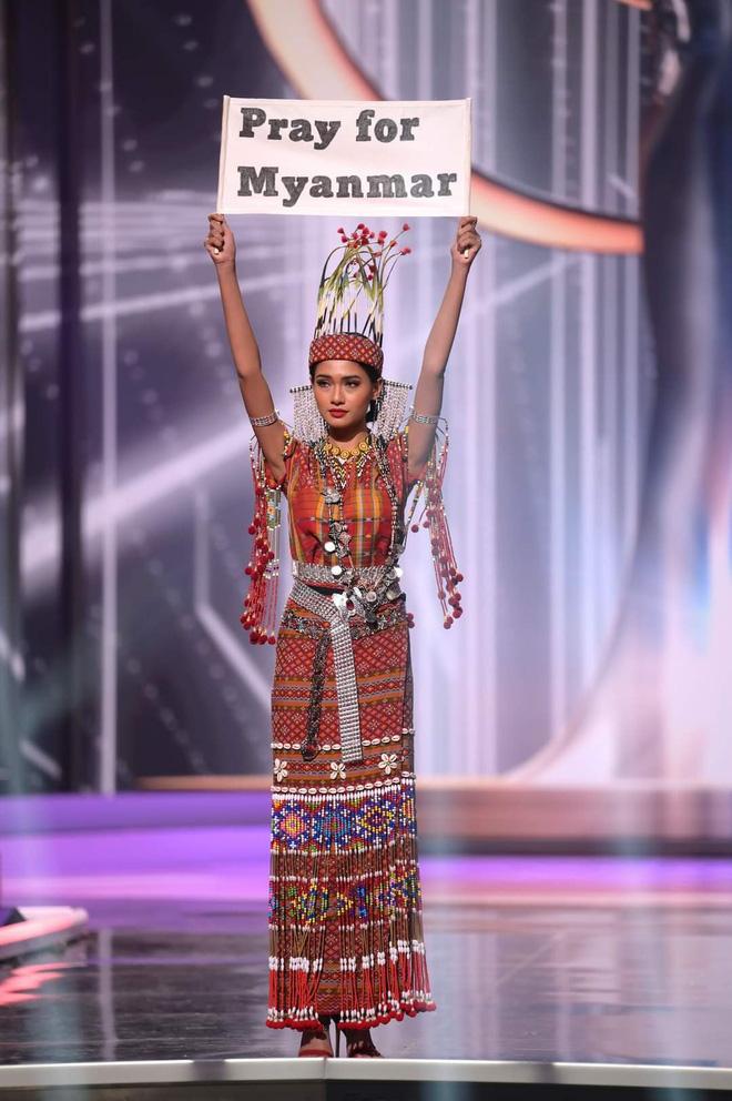 Chung kết Miss Universe 2020: Khánh Vân dừng lại ở top 21, Tân Hoa hậu là đại diện Mexico!-7