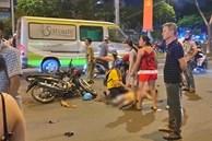 Cô gái quyết bám vào tay tên cướp điện thoại trong đêm ở TP.HCM bị đa chấn thương, tràn khí màng phổi