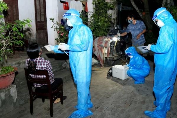 NÓNG: Hà Nam phát hiện thêm 5 ca dương tính SARS-CoV-2-1