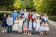 Một bà mẹ đã sinh liền tù tì 16 người con, cách đặt tên con khiến ai nấy ngạc nhiên